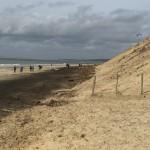 Longez la plage, Océan a Gauche