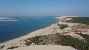 Baptême de parapente à la dune du Pilat 4