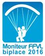 moniteur ffvl biplace 2016