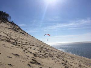 dune du pilat parapente 2017