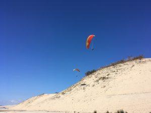 parapente dune du pilat 2017